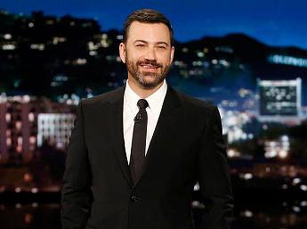 Jimmy Kimmel Didaulat Jadi Host Emmy Awards Tahun Ini