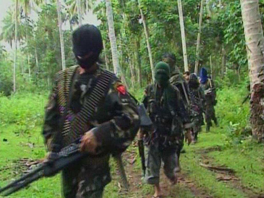 Militer Filipina Kembali Bentrok dengan Abu Sayyaf, 7 Orang Tewas