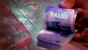 Pembuat dan Pengedar Uang Palsu di Sleman Ditangkap, 2 Orang Masih Pelajar