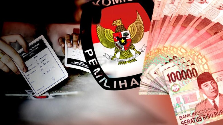 Heboh Tuduhan Rp 500 M untuk PAN-PKS, Ini Aturan di UU Pemilu