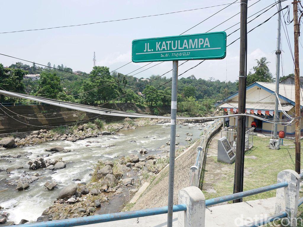 Sungai Ciliwung Meluap, Katulampa Siaga 3