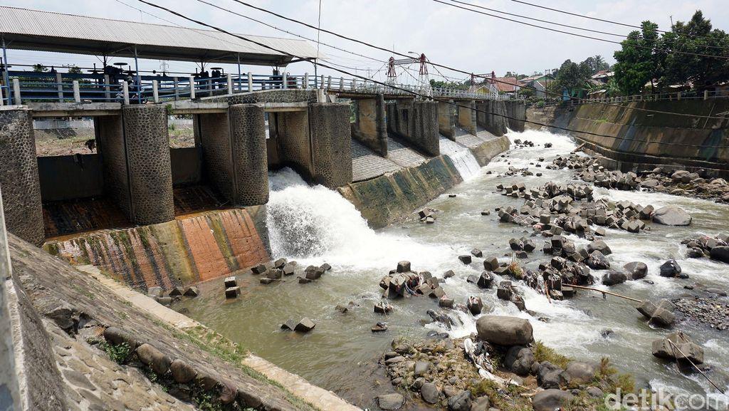 Proyek 2 Bendungan Anti Banjir DKI Siap Lelang Awal April