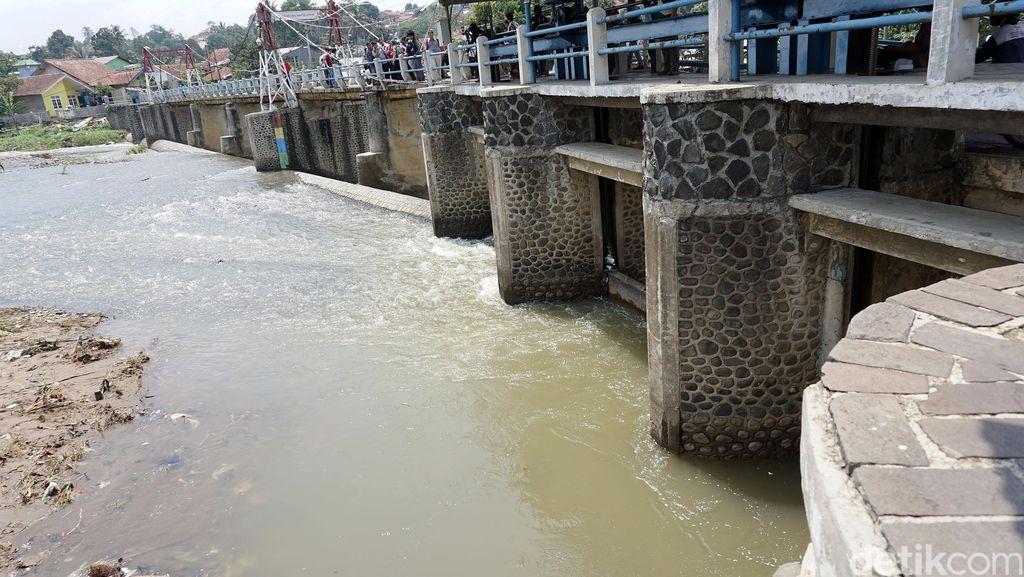 Belum Berjalan, Proyek 2 Bendungan Anti Banjir DKI Tunggu Pembebasan Lahan