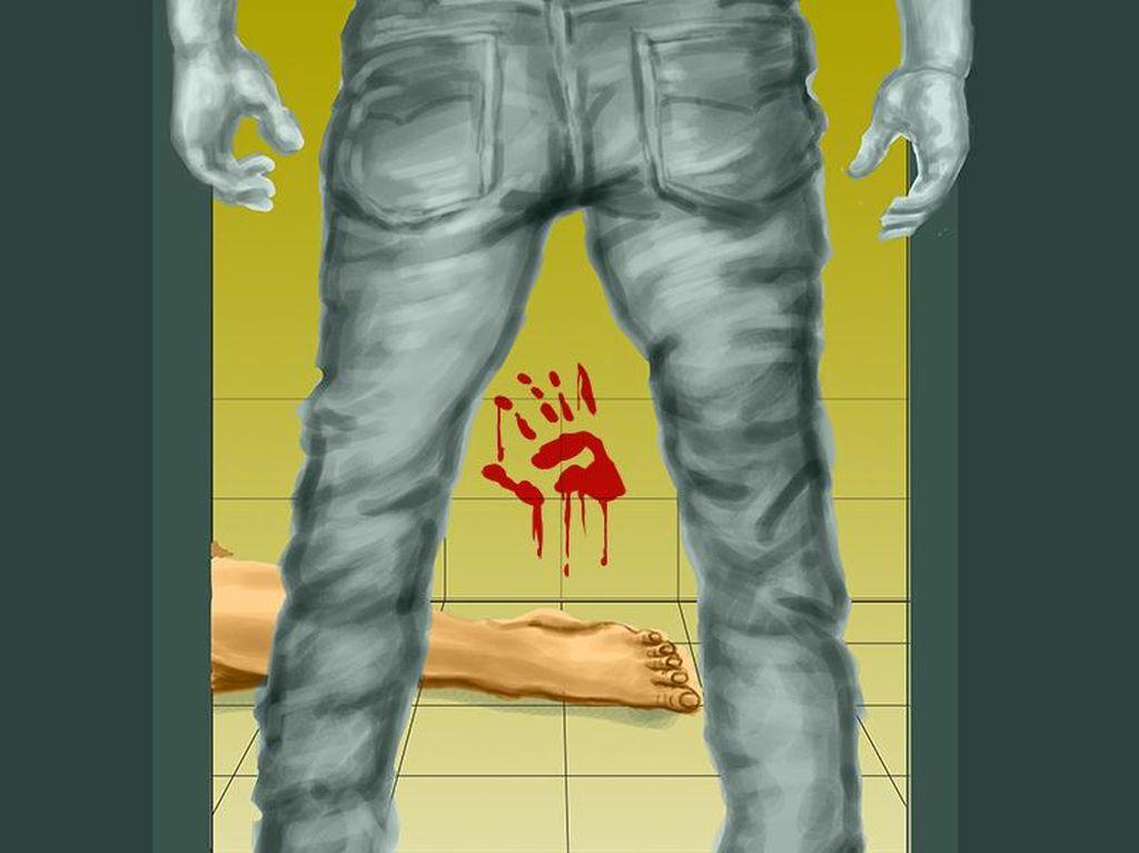 5 Fakta Seputar Pembunuhan Imas Buruh Garmen di Sukabumi