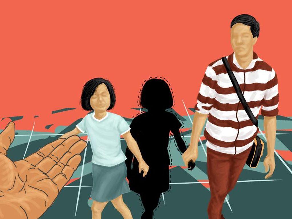 Kembalinya Bocah Korban Penculikan ke Pelukan Orang Tua
