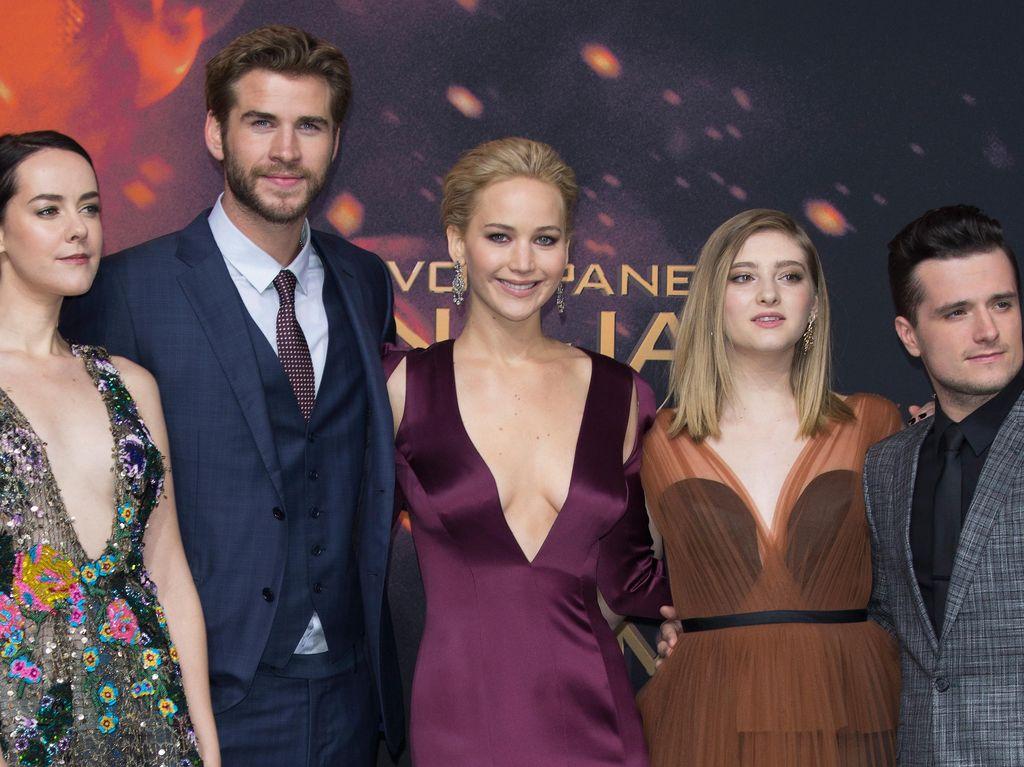 Terkenal Bukan Tujuan, Aktor Ini Malah Populer Gara-gara The Hunger Games