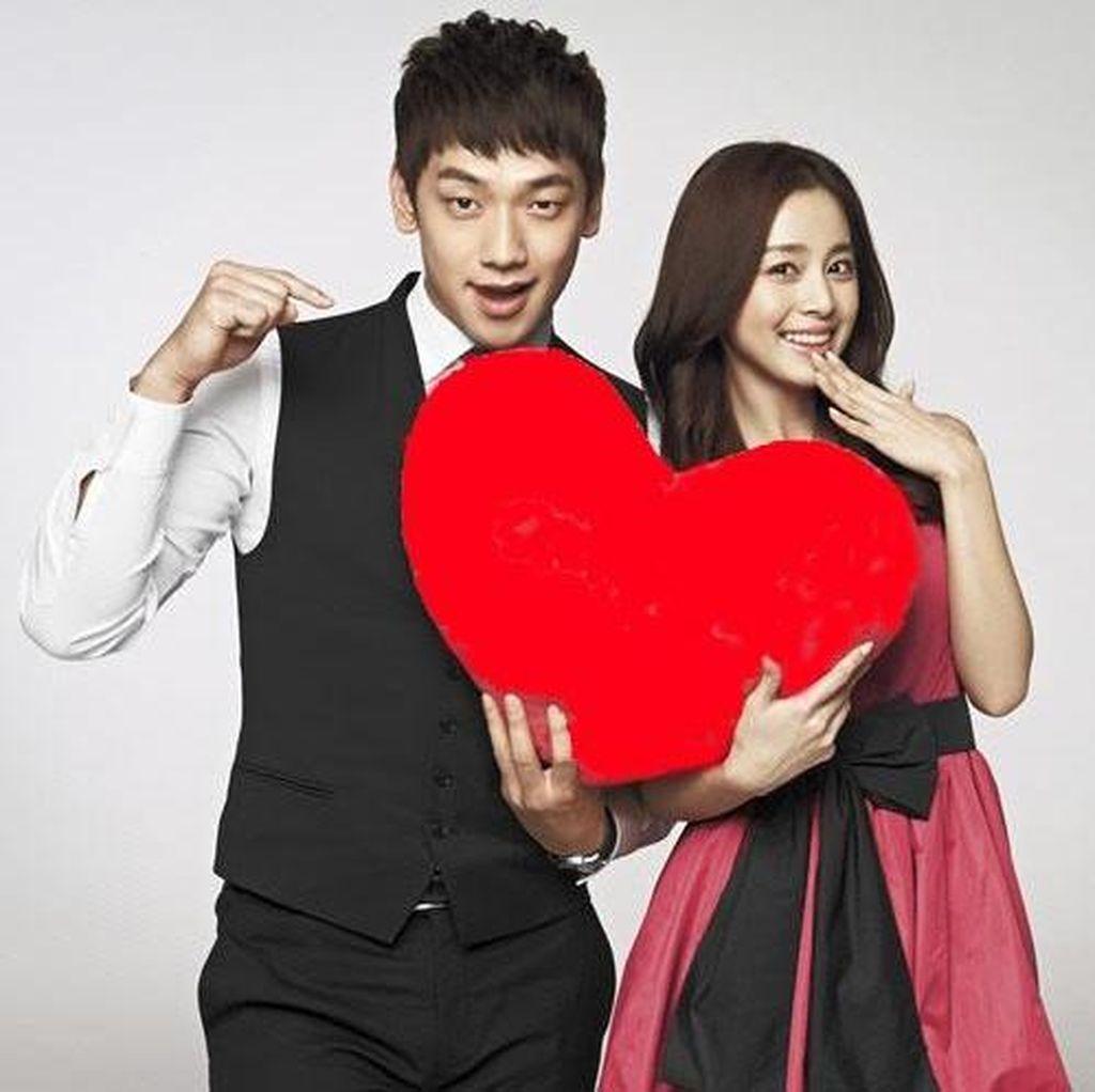 Rain dan Kim Tae Hee Resmi Menikah!