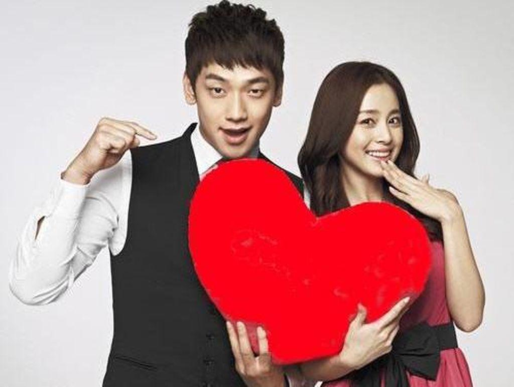 Congrats! Rain Siap Nikahi Kim Tae Hee