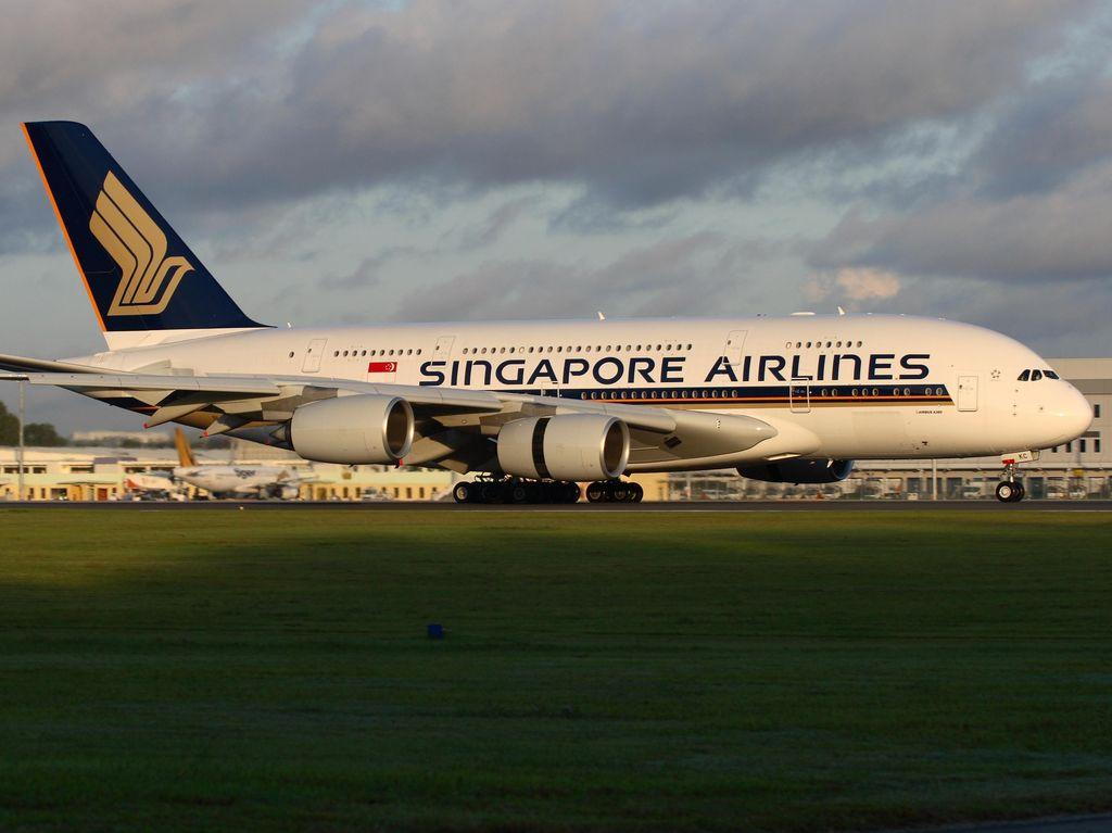 Singapore Airlines Setop Sementara Terbang ke Beberapa Kota di RI