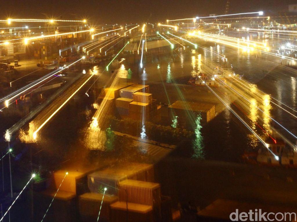 Pembayaran Elektronik Bakal Berlaku di Gate Pass Pelabuhan