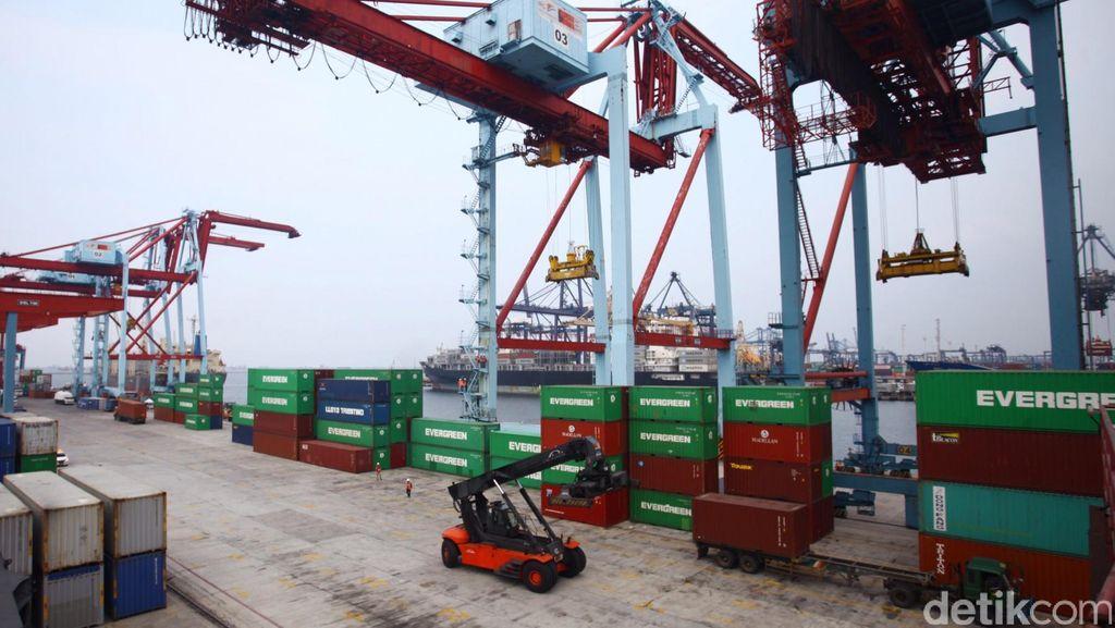 Luput dari Perhatian, Dwell Time di Pelabuhan Perak Ternyata Sampai 6 Hari