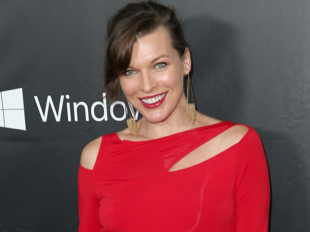 Yuk! Kenal Lebih Dekat dengan Milla Jovovich, Si Alice di Resident Evil