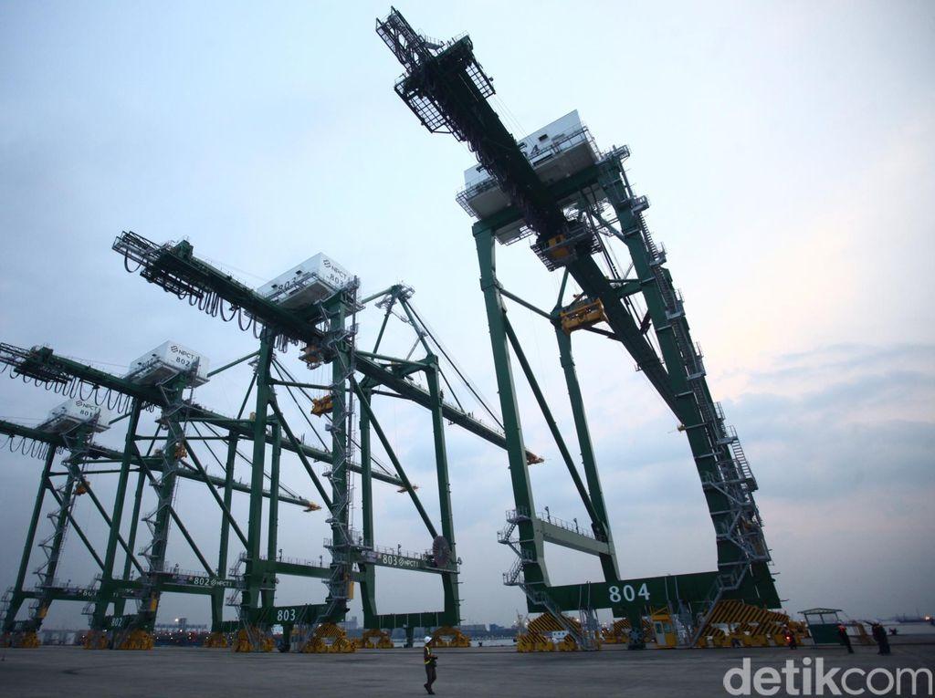 JICT Tunjuk Rekanan Baru Tangani Bongkar Muat Pelabuhan