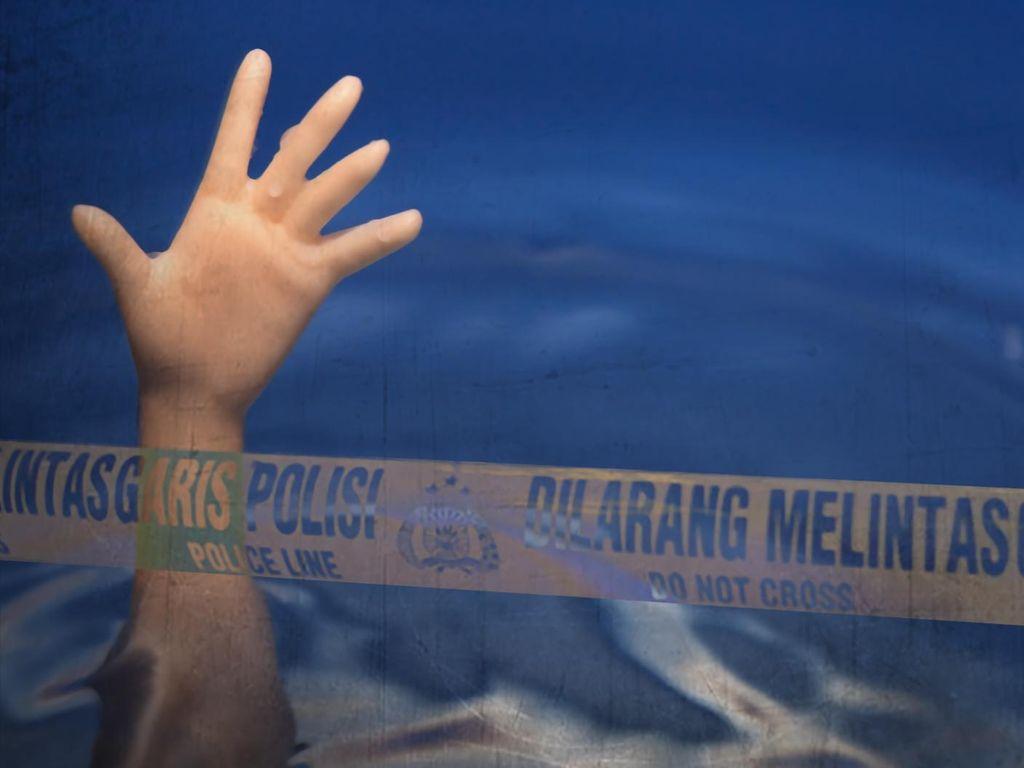 Tolong Teman Tenggelam di Kalimalang, Remaja di Bekasi Hilang
