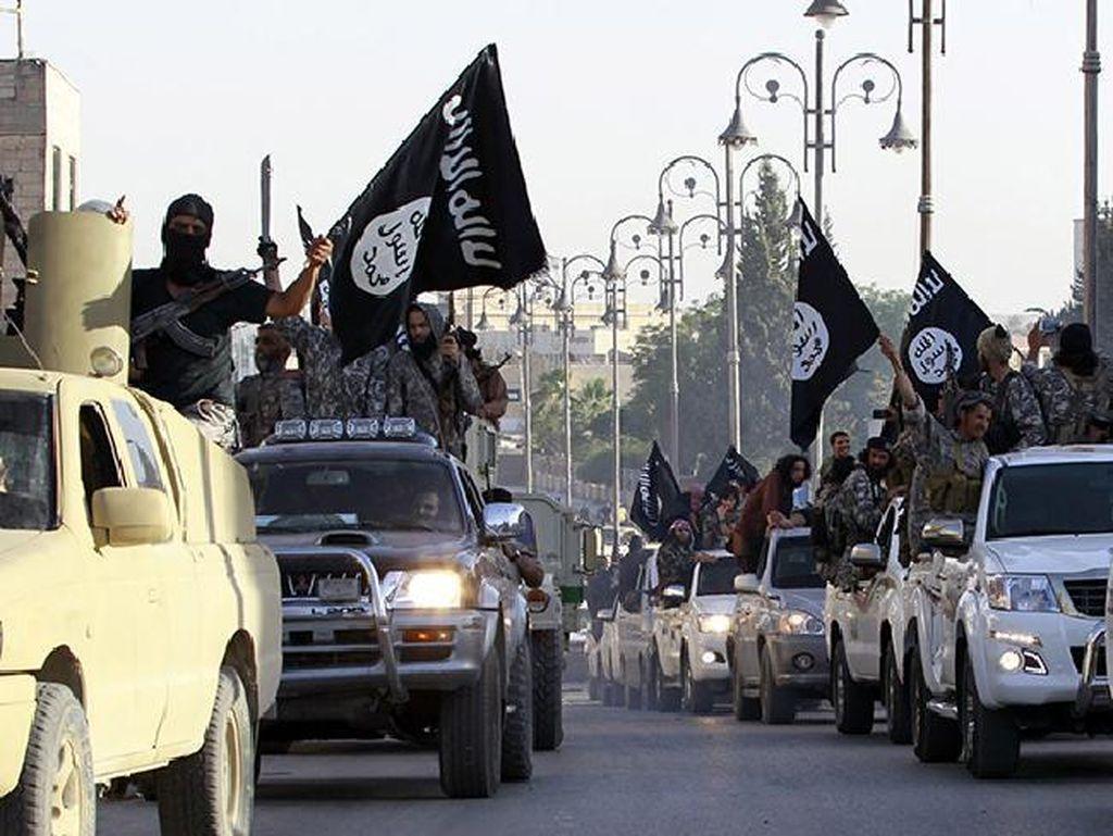 Serangan Drone AS Tewaskan 40 Militan ISIS di Afghanistan