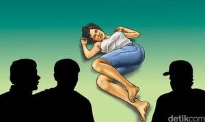 Paksa Pasangan Kekasih Berbuat Mesum, Dua Warga Riau Ditangkap
