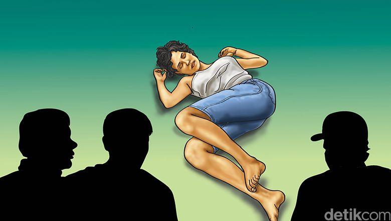 ABG Karawang Diduga Diperkosa, Keluarga Kecewa Pelaku Dibebaskan