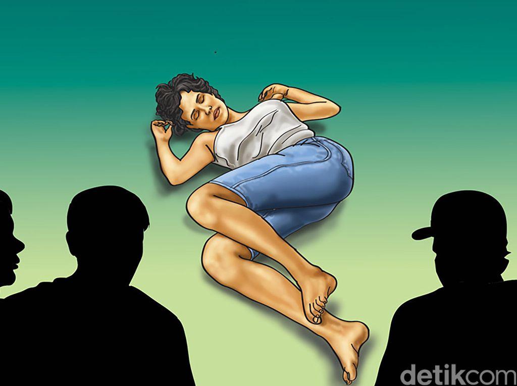 Bejat! Pria di Makassar Cabuli Wanita di Dalam Masjid