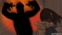 Raung Tangis Ibunda yang Anaknya Diperkosa Kapolsek demi Ayahanda