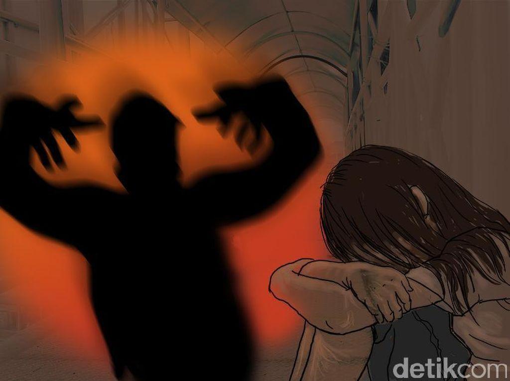 Bejat! Pria di Kalteng Cabuli Gadis ABG Pakai Modus Mandi Tobat