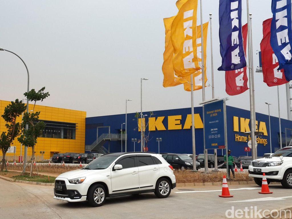IKEA Buka Gerai di Kota Baru Parahyangan November 2020