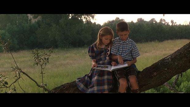 Potongan gambar dari film Forrest Gump (1994)