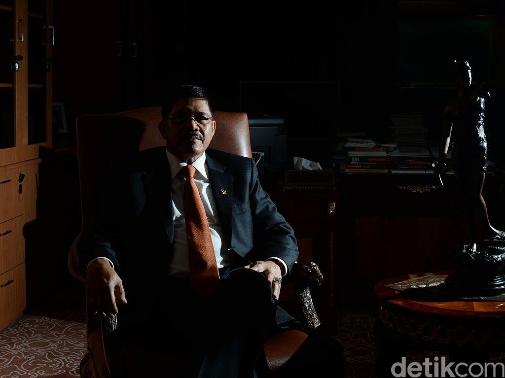 Ketua MA Siap Mundur Bila Ada Ketua Pengadilan Tinggi Korupsi Lagi