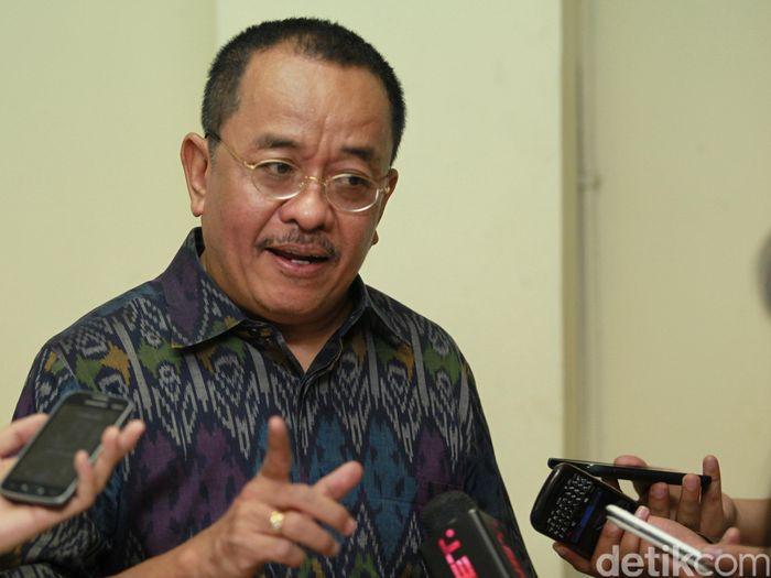 Mantan Sekretaris Kementerian BUMN Said Didu/Foto: Ari Saputra
