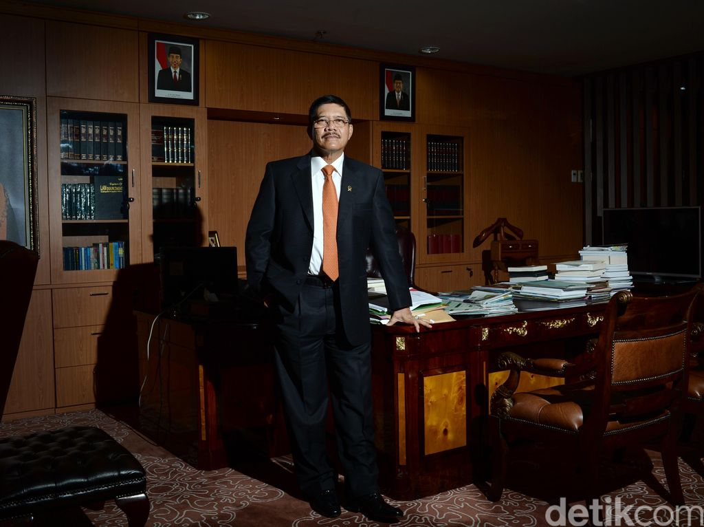 Ketua MA Minta Hakim Pahami Aturan Internal