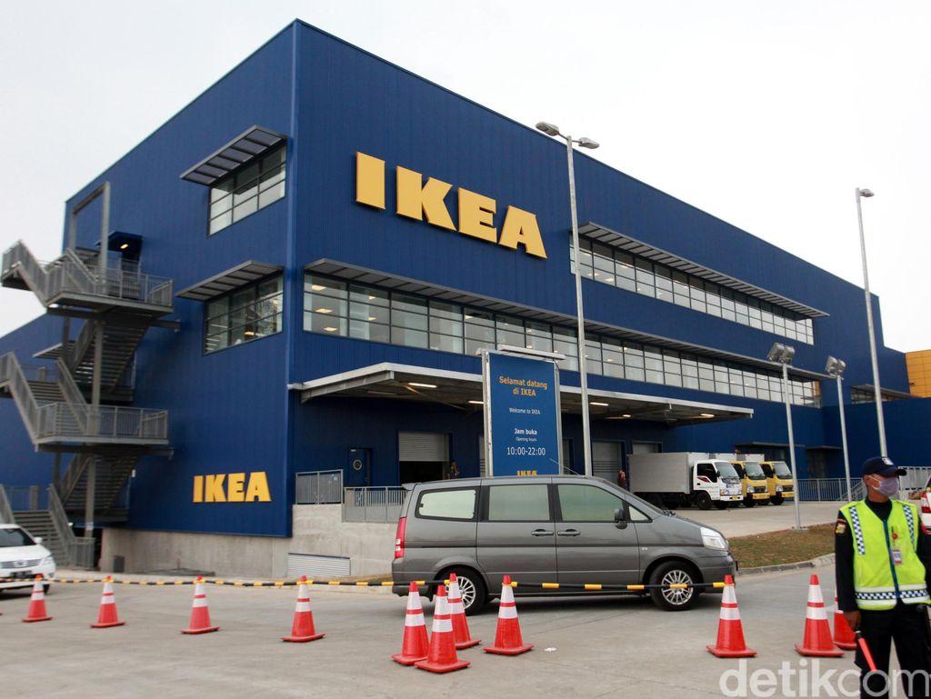Tiba-tiba HERO Jual IKEA Sentul City Rp 280 M, Ada Angin Apa?