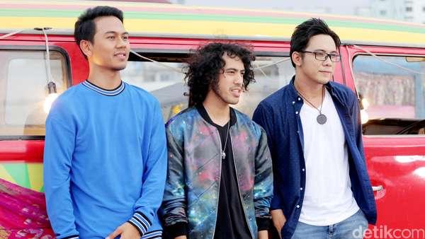 NOAH, Nidji, Geisha, dan dMasiv Syuting Video Klip Bareng, Seru Banget!