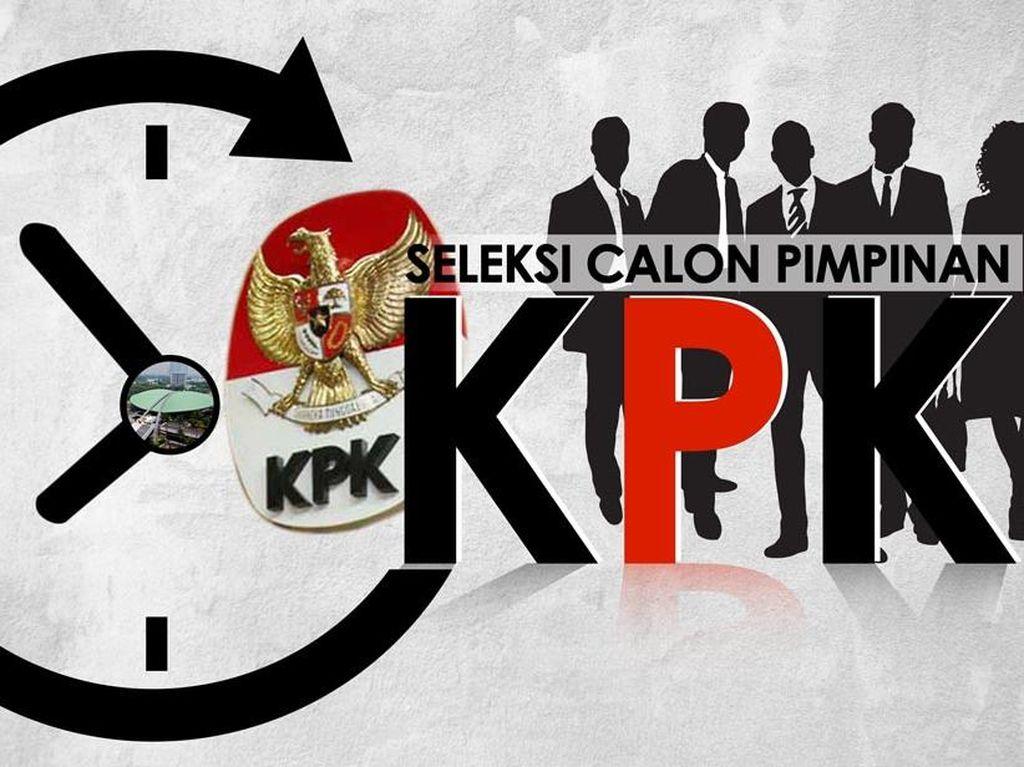 192 Kandidat Capim KPK Diumumkan, Pansel Minta Masukan Publik