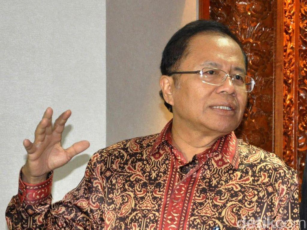 Rizal Ramli: Setop Sedot-Ekspor Kekayaan Alam, Bangun Industri Pengolahan