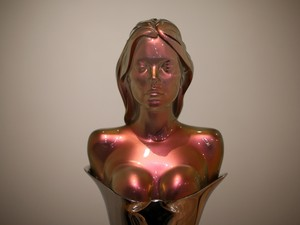 Allen Jones, Pencipta Patung Kate Moss yang Fenomenal