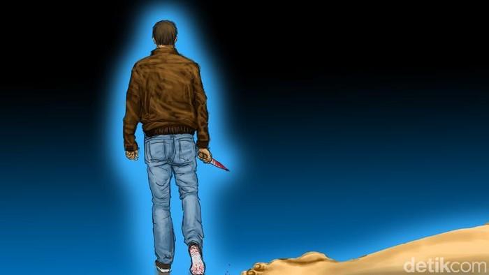 Ilustrasi Pembunuhan