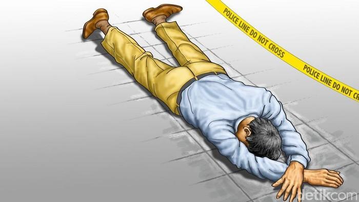 Pria di Lembang Diamuk Warga karena Dicurigai Akan Mencuri