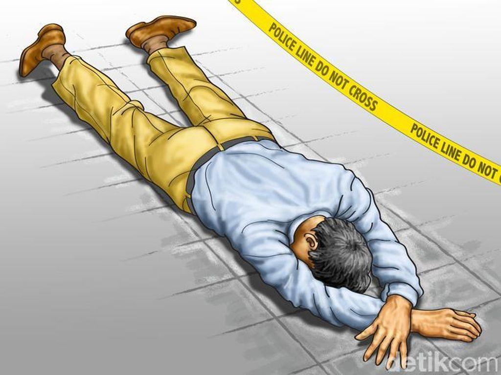 Jasad Pensiunan PNS di Jurang Pangalengan Diduga Korban Pembunuhan