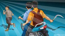 Remaja Surabaya Tewas Bersimbah Darah di Jalan dan Diduga Korban Tawuran