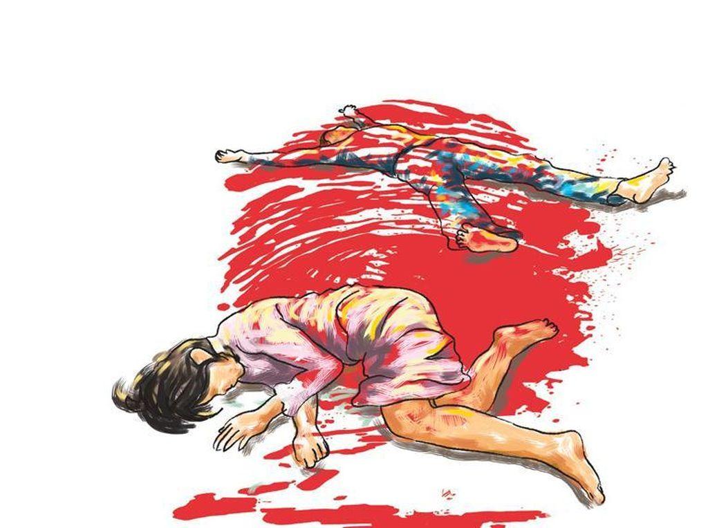 TKW Asal Karawang Terlibat Pembunuhan Lima Orang di Abu Dhabi