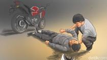 Kecelakaan di Daan Mogot, Pengendara Go-jek Meninggal