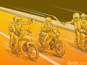 Bocah SD di Bandung Ditusuk Berandal Bermotor