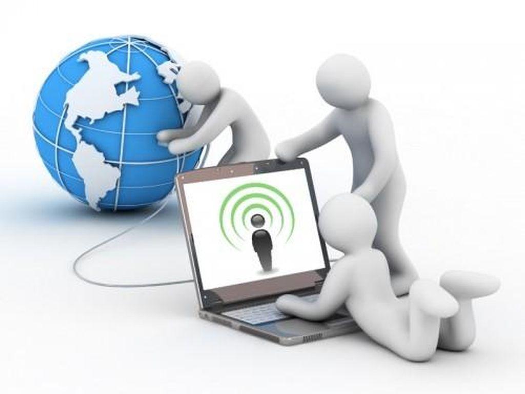 Layanan Internet di Jayapura Dibuka, Warga Diimbau Bijak Berinternet