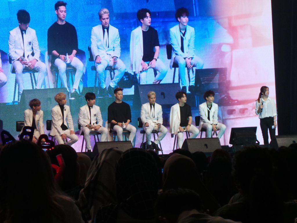 JYP Entertainment Akan Ambil Tindakan Tegas soal Insiden Bandara GOT7