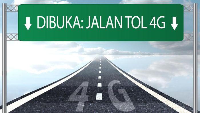 Lepas CDMA, Sampoerna Gelar 4G April 2017 PT Aslamindo Eltama Raya Sumbersari Jember