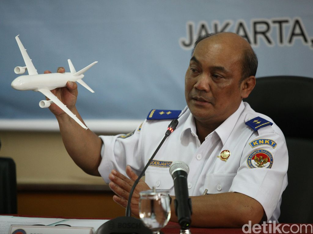 CVR Black Box Sisa Pencarian Lion Air