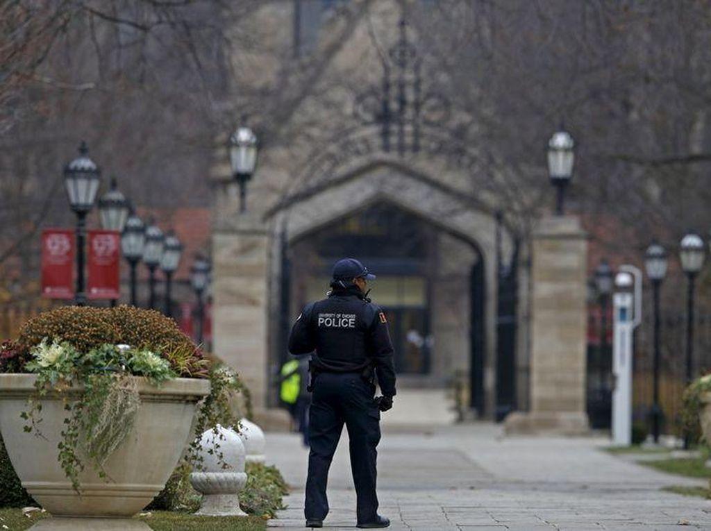 Polisi Salah Gerebek Rumah Wanita Kulit Hitam di Chicago