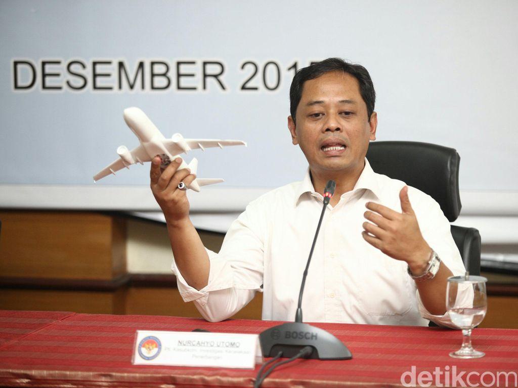 KNKT Jelaskan Tahapan Pembacaan CVR Sriwijaya Air SJ182