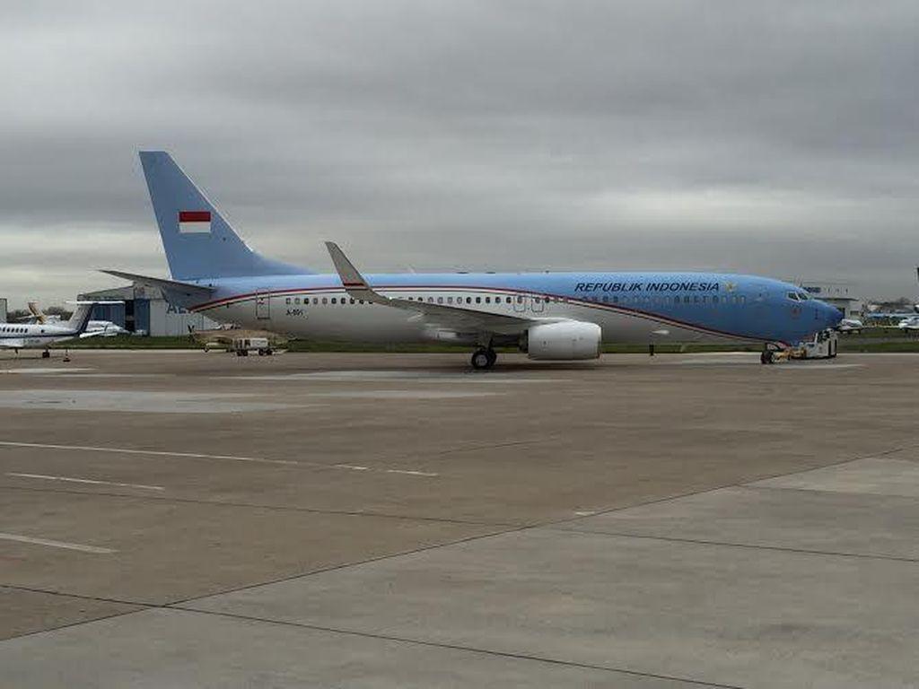 Pemerintah Tegaskan Tak Beli Pesawat Kepresidenan Baru, Lantas Sewa?