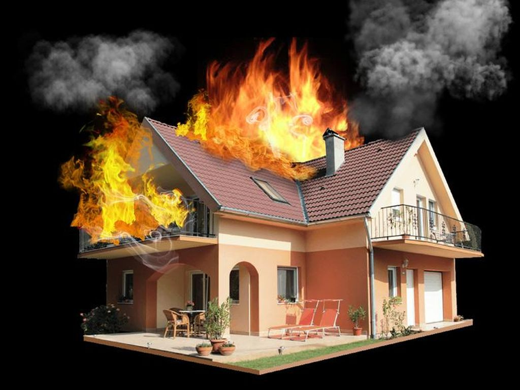 Rumah di Jakpus Terbakar, 19 Mobil Pemadam Dikerahkan