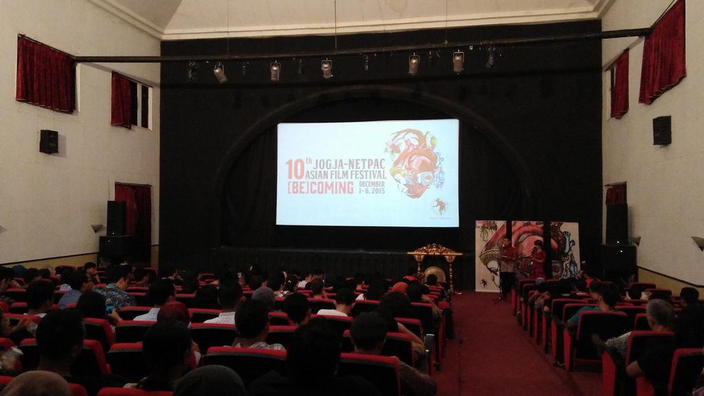 Keragaman Budaya di JAFF 2016